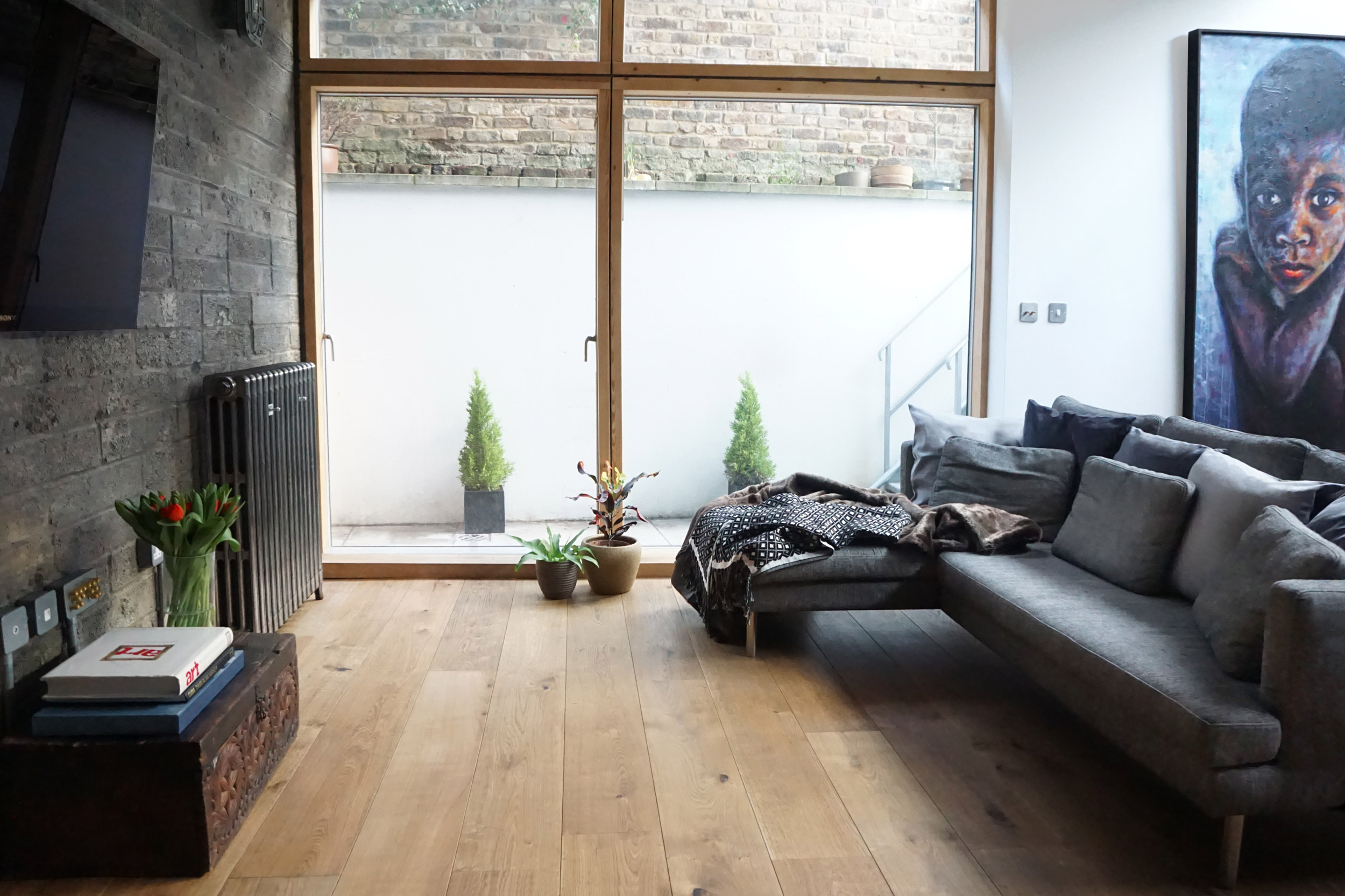 Warehouse Conversion • Henage / Joshen