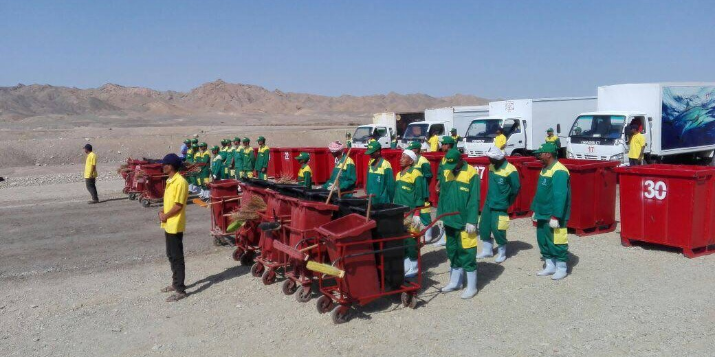 HEPCA renews Solid Waste Management contract to Marsa Alam and the Southern Red Sea.