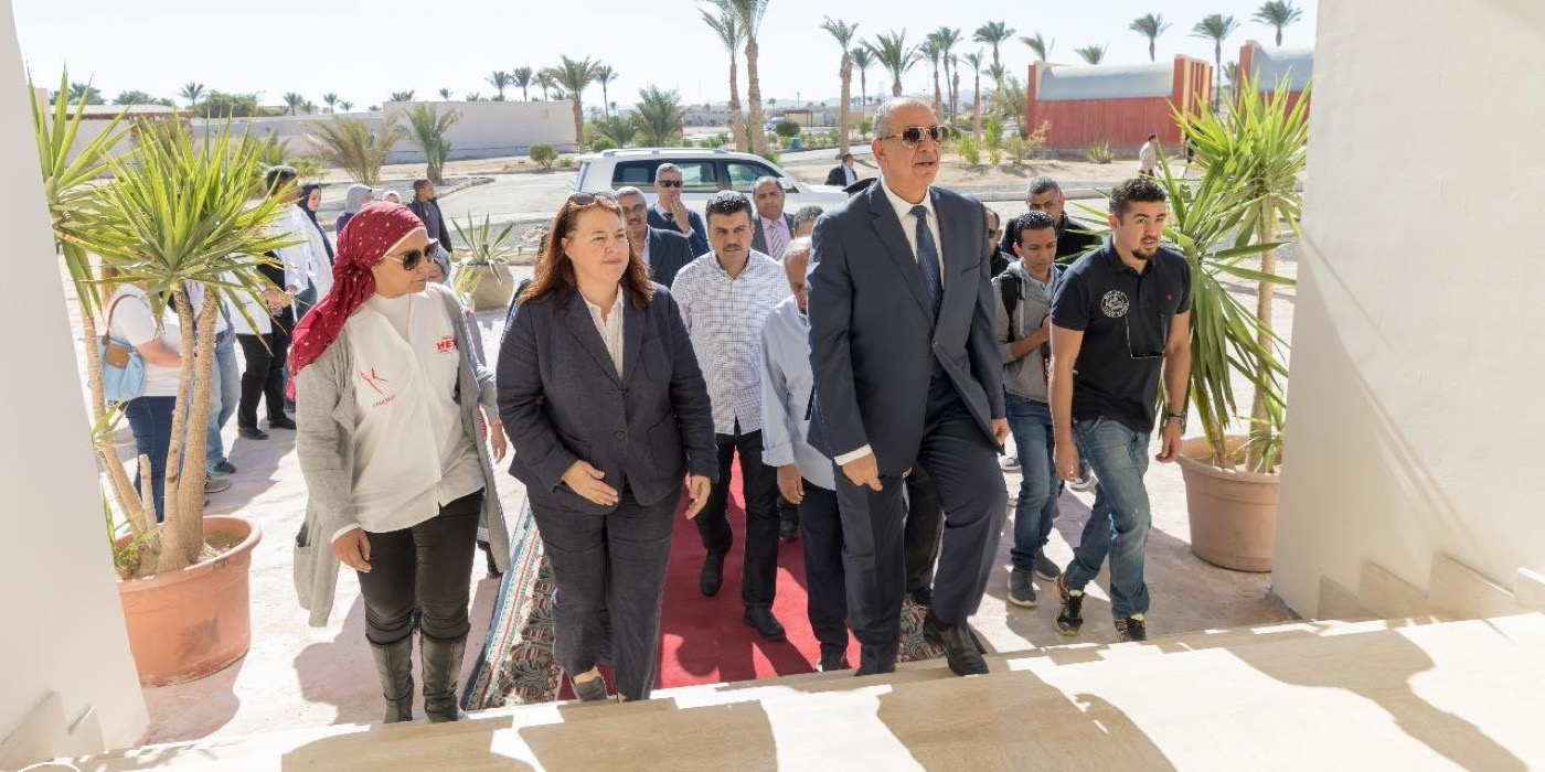 The Opening of the Red Sea Wonders Museum in Port Ghalib: A new achievement for HEPCA