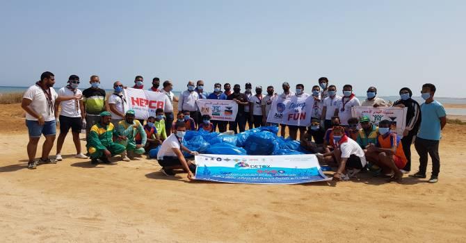 World Ocean Day Clean-ups
