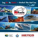 No Plastic Campaign in the Red Sea