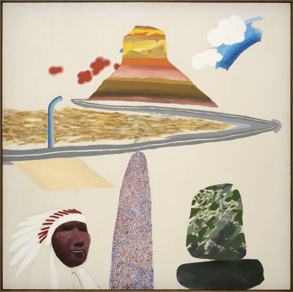 Alan Davie & David Hockney: Early Works