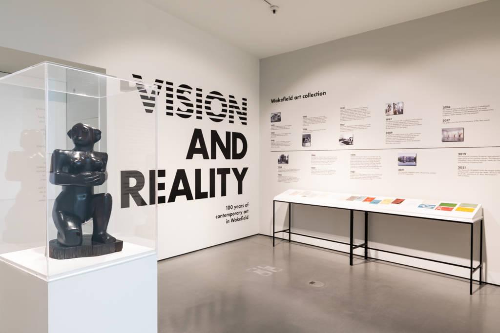 Vision and Reality, installation view. Photo: Nick Singleton
