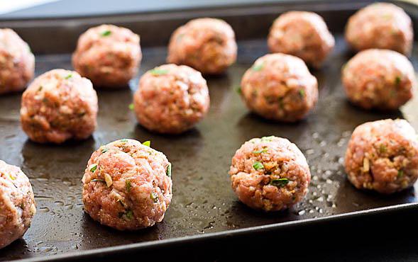 Beef Meat Balls (Medium spiced)