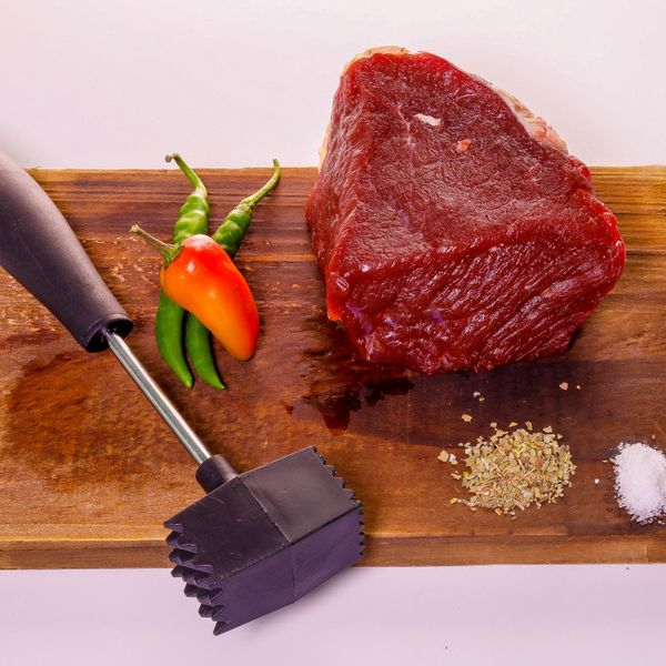 Beef fillet medallions