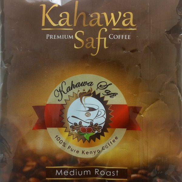 Kahawa Safi Premium Coffee - 34G Medium Roast