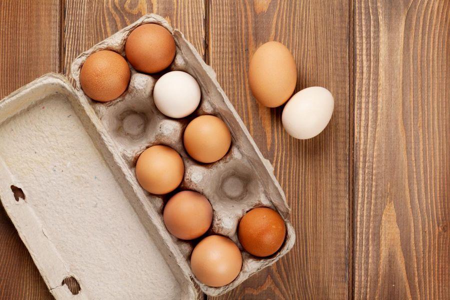 Free range eggs 15 PCS (Kienyeji)