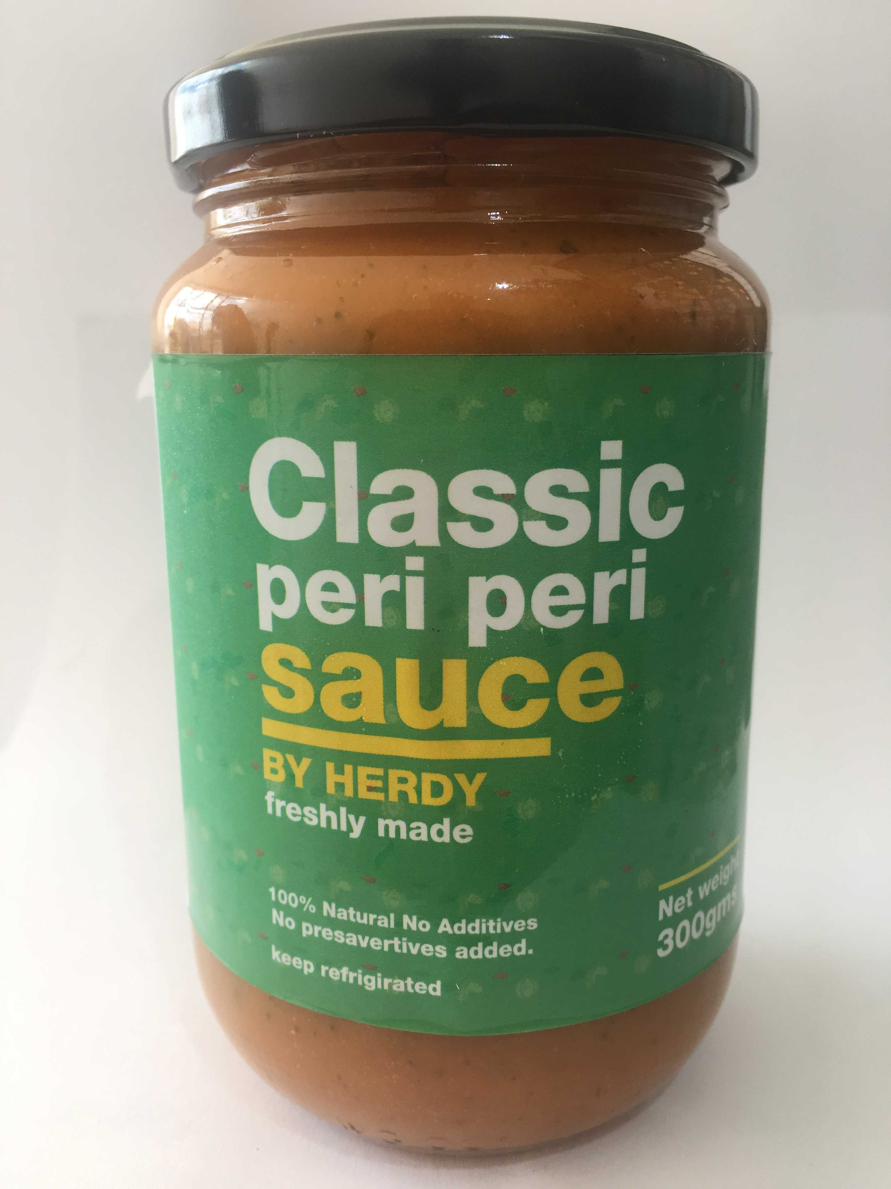 Classic periperi - 300 ml