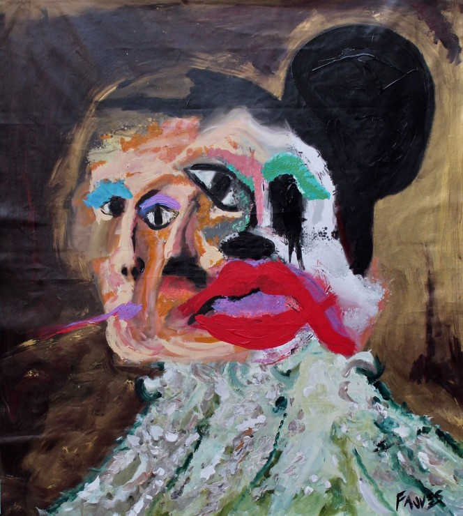 Artwork by John Paul Fauves