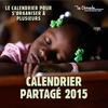 Calendrier partagé de La Cimade 2015