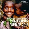 Calendrier partagé de La Cimade 2018