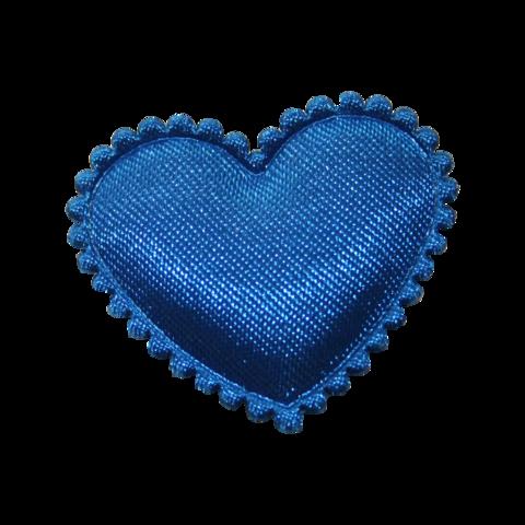 Applicatie Kobaltblauw hart