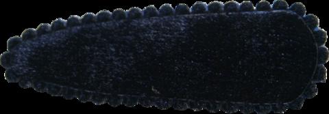 Haarkniphoesjes Donkerblauw