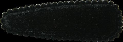 Haarkniphoesjes Zwart