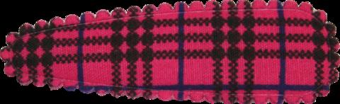 Haarkniphoesjes Burberry roze