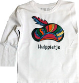 Shirt Hulppietje kleur