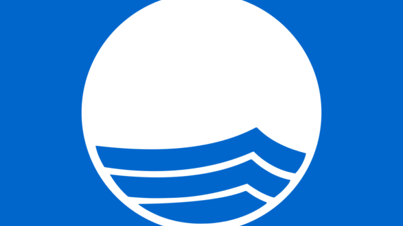 Blue Flag for Silva Beach