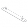 HS Door strip 2030 mm for double door