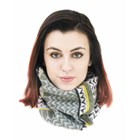 Lambswool Greenfinch Cowl