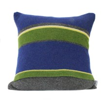 Lambswool Bluetit Cushion