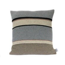 Lambswool Collared Dove Cushion