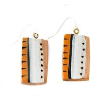 Morag Lloyds Driftwood Earrings