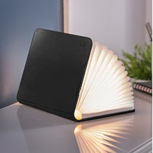 Black Leather Mini Booklight