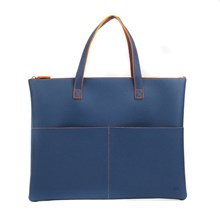 Navy Vegan Friendly Tote Bag
