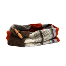 Lambswool Robin Snood