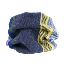 Lambswool Bluetit Cowl