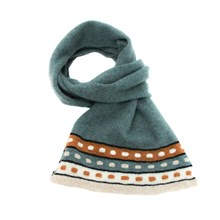 Lambswool Nuthatch Scarf
