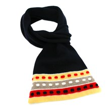 Lambswool Goldfinch Scarf