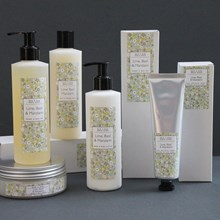 Lime, Basil & Mandarin Bath & Body Range