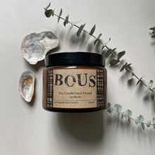 BOUS Lemongrass & Coconut Soy Candle