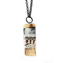 Morag Lloyds Driftwood Necklace
