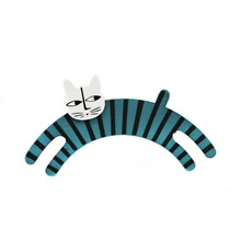 Lene Lundberg Cat Brooch
