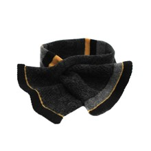 Lambswool Blackbird Tuck Scarf