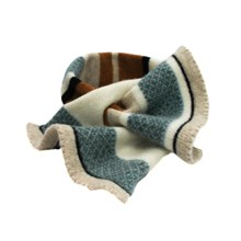 Lambswool Nuthatch Tuck Scarf