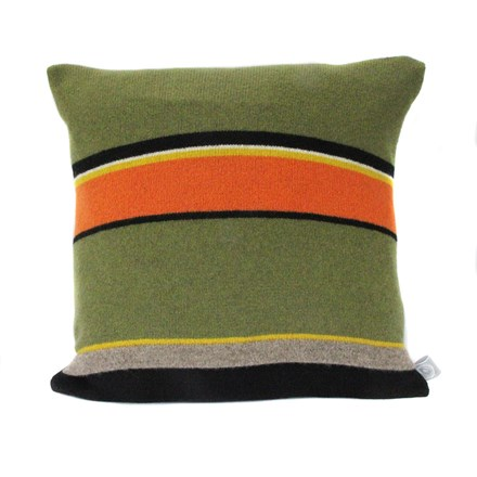 Lambswool Goldcrest Cushion