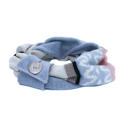 Lambswool Collared Dove Snood