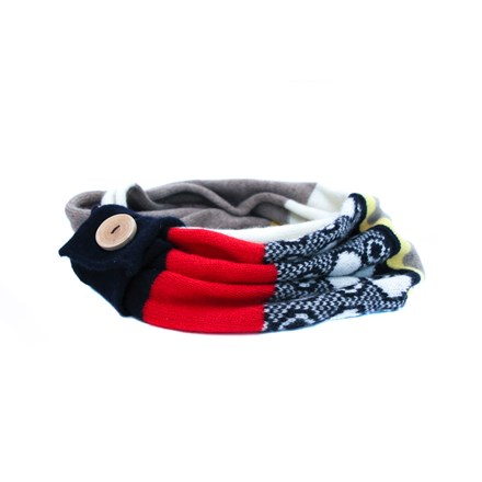 Lambswool Goldfinch Snood