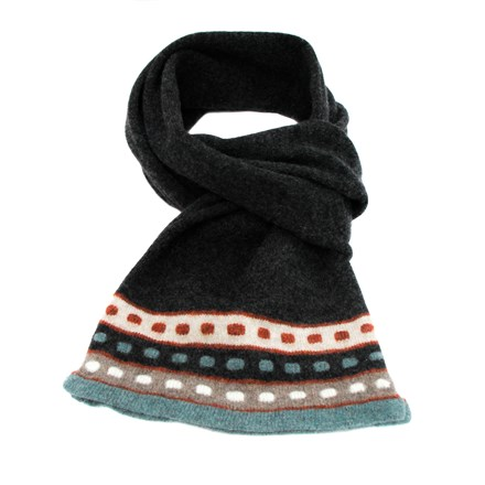 Lambswool Chaffinch Scarf