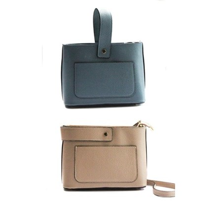 Leather Bag 2 Colours