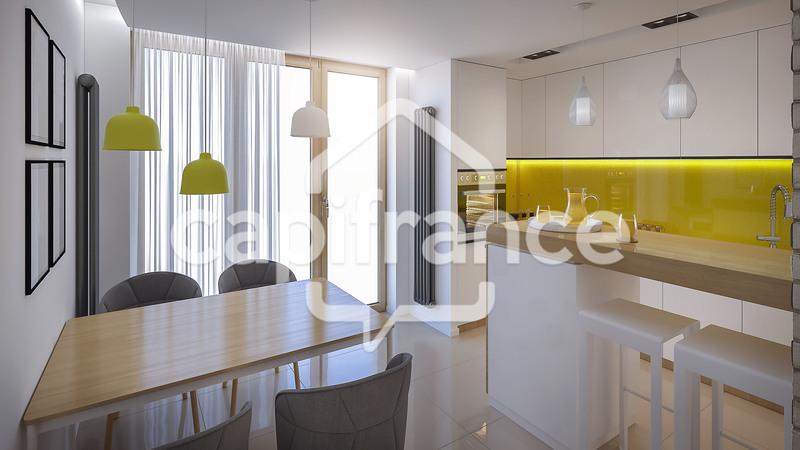 Appartement de 37  m2 - Sète (34200)
