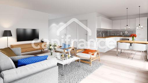 Appartement de 80  m2 - Coupvray (77700)