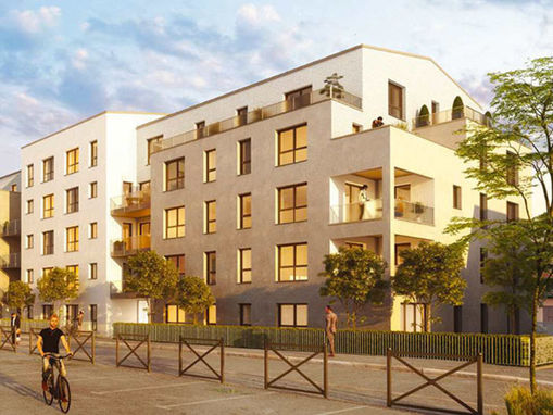 Appartement de 63  m2 - Mulhouse (68100)