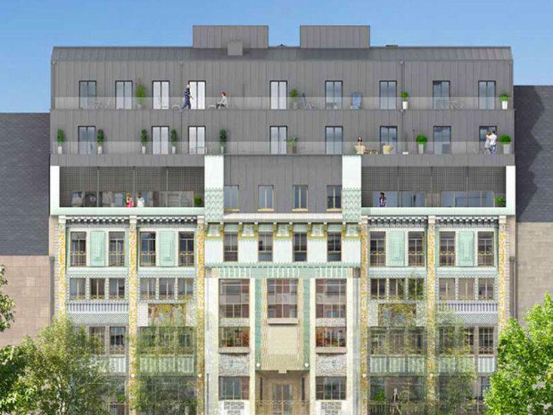 Appartement de 41  m2 - Metz (57000)