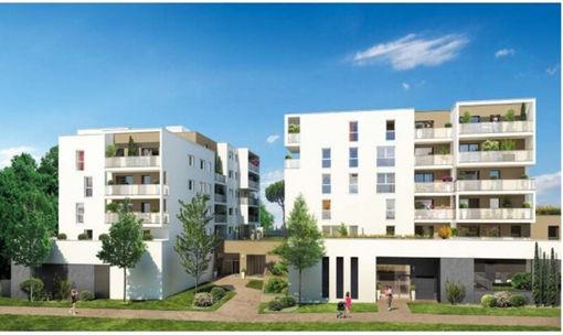 Appartement de 76  m2 - Lingolsheim (67380)