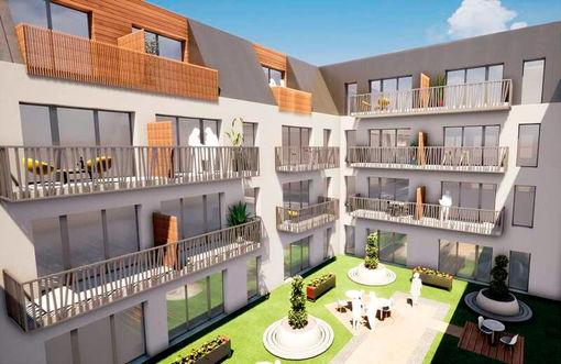 Appartement de 59  m2 - Les Sables-d'Olonne (85180)
