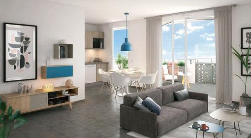 Appartement de 99  m2 - La Roche-sur-Foron (74800)